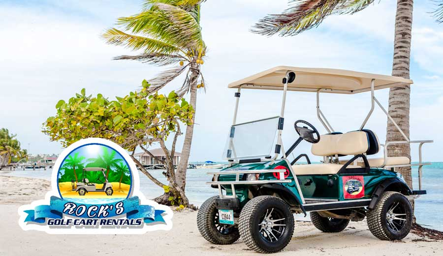 The BEST golf carts in the Island!